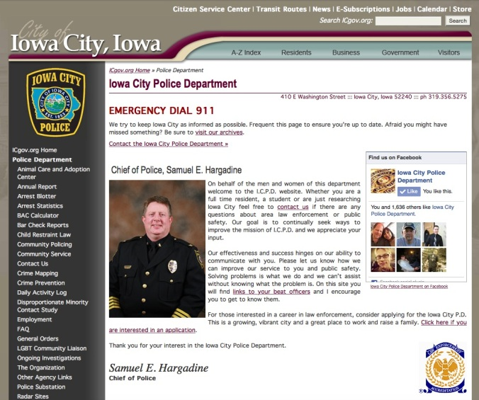 20150619fr-iowa-city-police-website-old-design